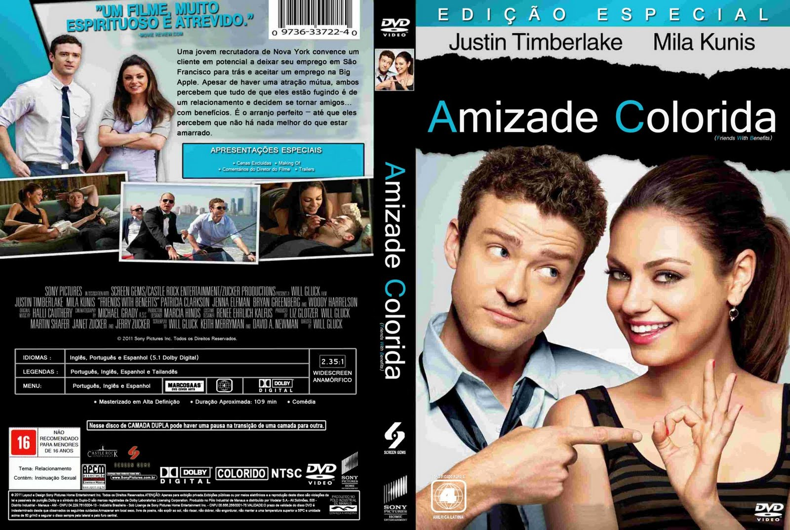 AMIZADE DUBLADO GRATIS AVI COLORIDA BAIXAR FILME
